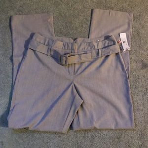 Ladies WORTHINGTON MODERN FIT SLIM LEG PANTS NEW